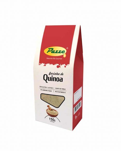 farinha de quinoa